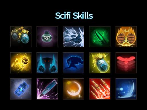 Scifi Skills