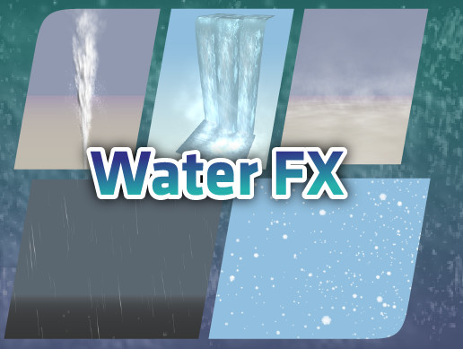 Water FX Pack - Asset Store