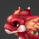 Small Red Dragon