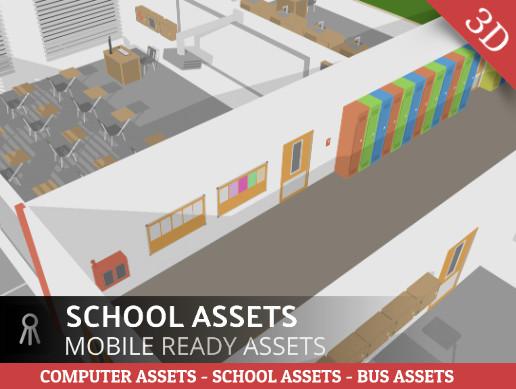 School assets