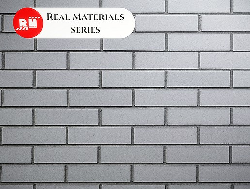 Wall Brickwork White