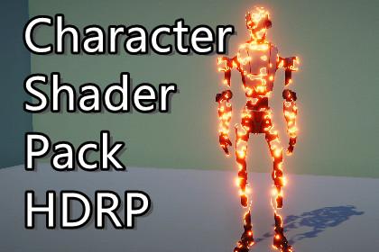 Character Shader Pack (HDRP)