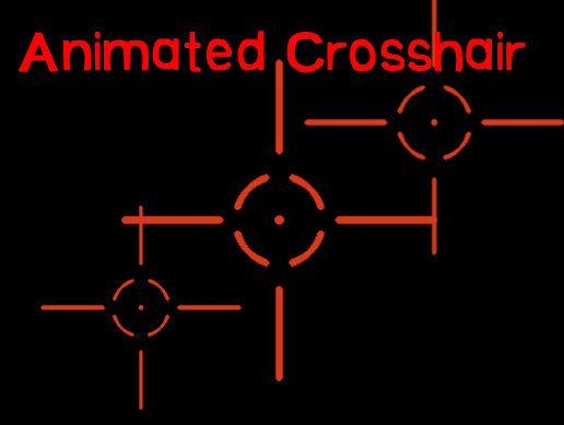 Animated Crosshair (Sprite)