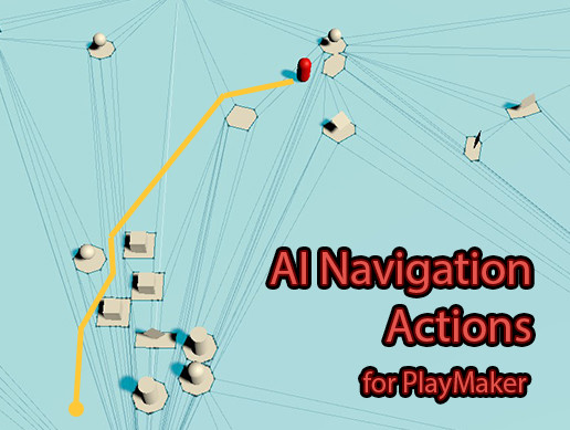 AI Navigation Actions for Playmaker