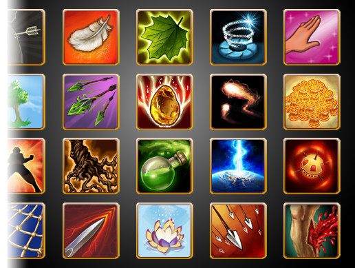 Spells&Effects Icons Pack Vol.7