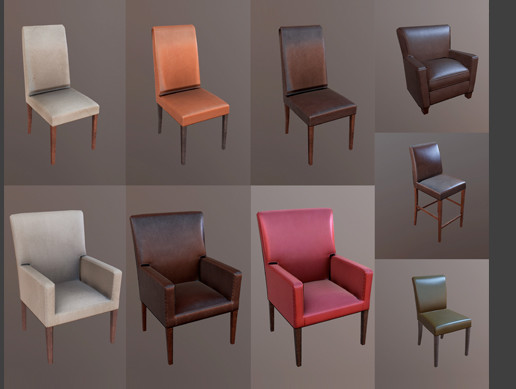 Furniture Pack vol.1