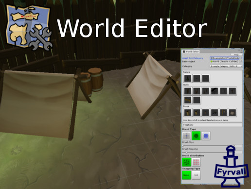 Bona World Editor