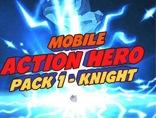 Mobile Action Hero Pack 01