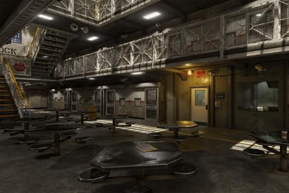 Modular Prison Pack