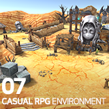 Casual RPG Environment 07