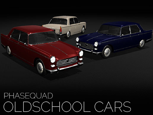 PQ Oldschool Cars