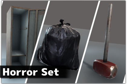 Horror Set
