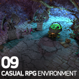 Casual RPG Environment 09