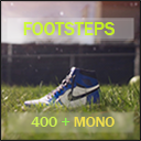 Footsteps SFX Pack 1