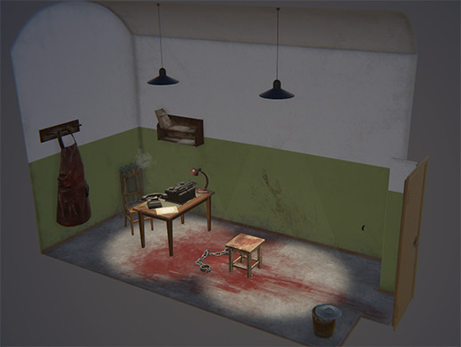 Interrogation Room Pack