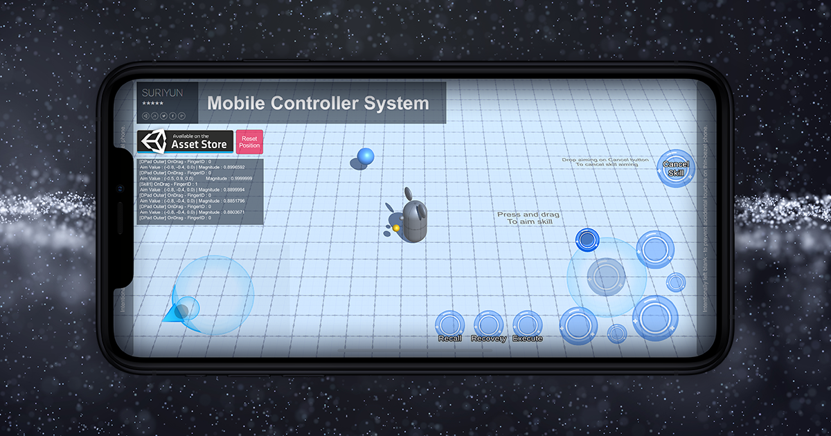 Mobile Controller System