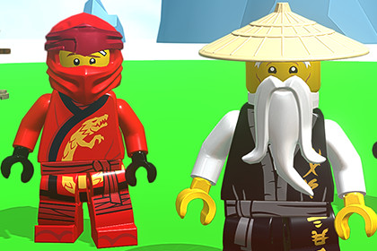 LEGO® NINJAGO® - LEGO® Microgame Add-Ons