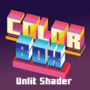 Color Box - UV Free Unlit Color Gradient Shader