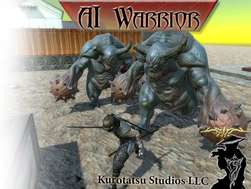 AI Warrior - Asset Store