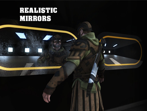 Realistic Mirrors