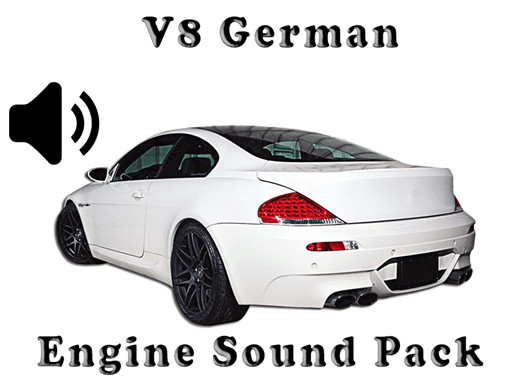 V8 German - Engine Sound Pack