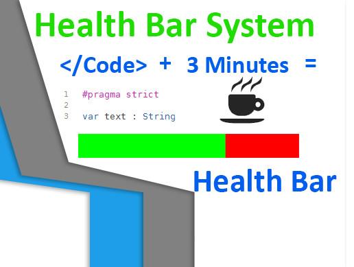 Health Bar System - UI / GUI - Asset Store