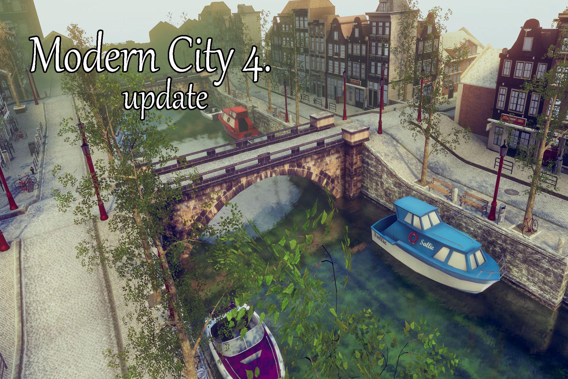 Modern City 4