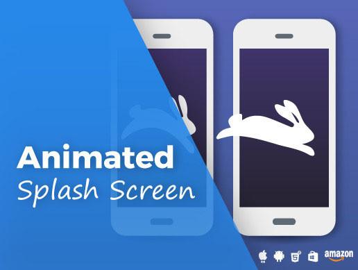 GB Animated Splash Screen