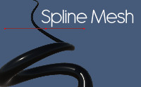 SplineMesh