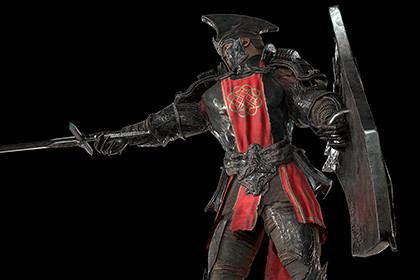 Knight Vesuvius