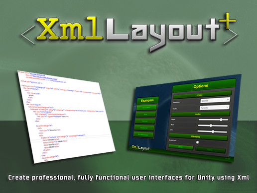 XmlLayout Plus