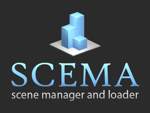 SCEMA - scene manager and loader