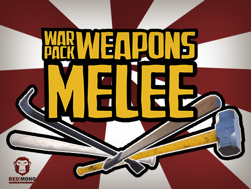 War Pack Weapons Melee HD