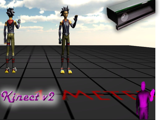 Kinect v2 Examples with MS-SDK and Nuitrack SDK