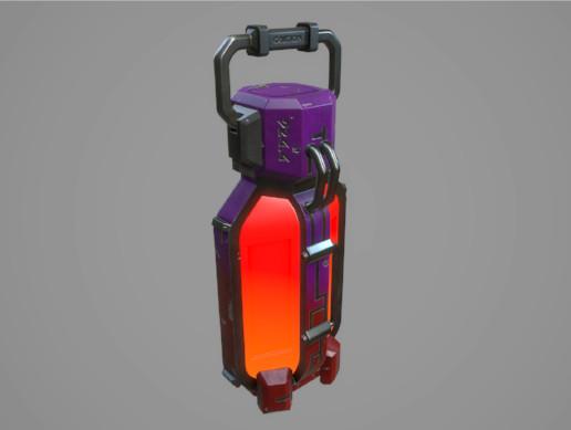 Sci fi energy battery vol 1
