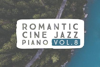 ROMANTIC CINE JAZZ PIANO VOL.8