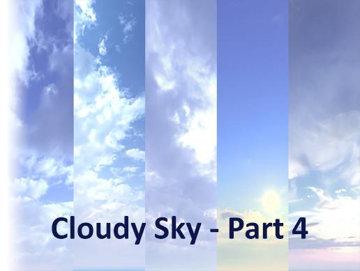 Cloudy Sky - Part 4