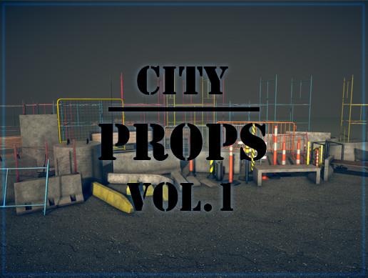 City Props Pack Vol.1