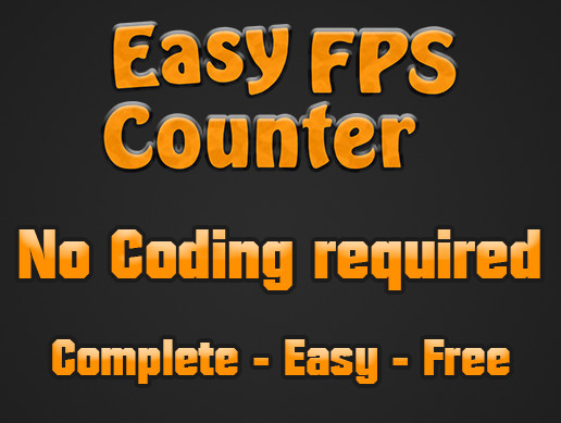 Easy FPS Counter