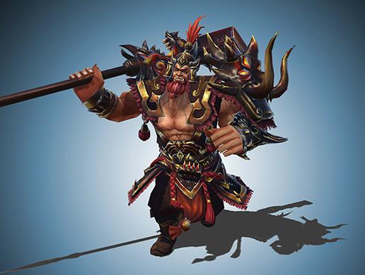 HD Dwarf Warrior