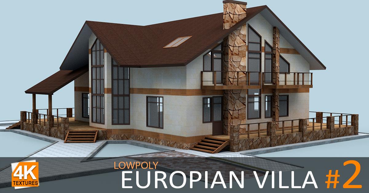 European Villa #2