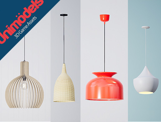 Unimodels Lamps Vol 3