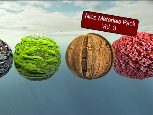Nice Materials Pack Vol.3
