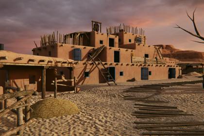 FPS Village: Native American Pack