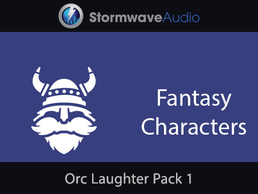 Orc Laughter Pack 1