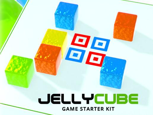 پکیج کامل یونیتی Jelly Cube Game Starter Kit