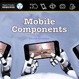 Mobile Components for Game Creator