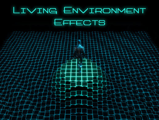 Living Environment Effects - VFX Pack