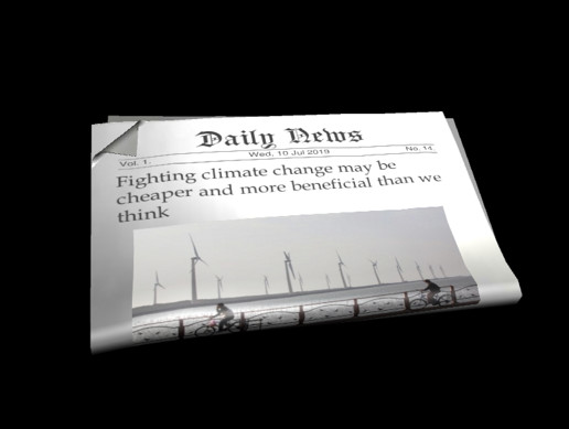 Living Newspaper