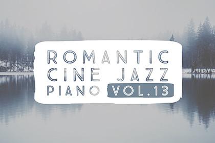 ROMANTIC CINE JAZZ PIANO VOL.13